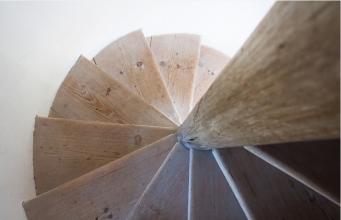 waarom houten trap